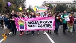 Parada e Krenarisë: Parakalimi nëpër rrugët e Beogradit