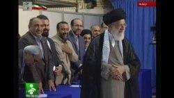 İranda prezident seçkiləridir