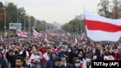 Minsk, 27-nji sentýabr, 2020