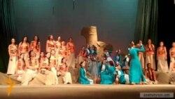 100 տարի անց «Անուշ»-ը` Գյումրիի բեմին