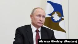 Predsednik Rusije Vladimir Putin