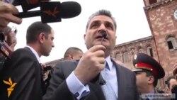 Տիգրան Սարգսյանը երկխոսության հրավիրեց փողոցը փակած ցուցարարներին