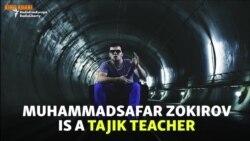 Tajik Teacher Gets A Good Rap