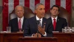 Обаманың Украина мен Сирия жайлы айтқаны