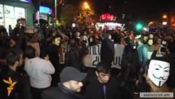 Երևանում ավարտվեց «Ազատություն քաղբանտարկյալներին» կոչերով երթը
