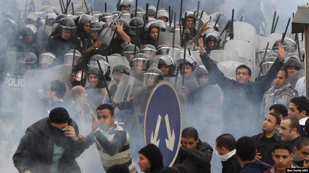Революция, которую не хотят помнить. Событиям в Египте 10 лет