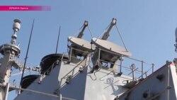 В Черном море проходят учения Sea Breeze 2015