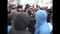"Уфада ""Башкорт"" оешмасы җитәкчеләре полиция тарафыннан тоткарланды"
