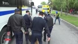 Задержания 12 июня. Версии очевидцев и силовиков