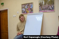 "Нури Чапаноглы ""Сәләт""тә"