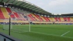 Shkup: Pjesë e stërvitjes së Real Madrid dhe Manchester United