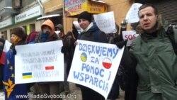 Харківська інтелігенція просить Європу «не констатувати, а діяти»