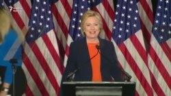 """Clinton: """"Trumpa nüvə kodu vermək olmaz"""""""