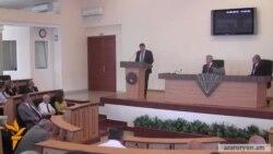 Ղարաբաղի Ազգային ժողովում Կառավարության ծրագրի քննարկումն անցավ թեժ մթնոլորտում