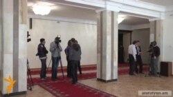 ԱԺ լրագրողների մուտքի խստացված կարգը խնդրահարույց կետեր է պարունակում