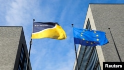 The Europol police agency says data they seized will help further investigate illegal trade on the darknet. (file photo)