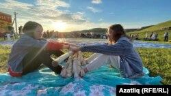 Татарский сабантуй. Старое по-новому