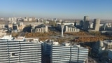 View on Nur-Sultan 2020