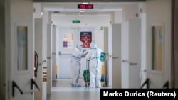 Jedinica intenzivne nege u Kliničko-bolničkom centru u Nišu