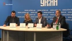 Kyivde «Onıñ yüregi» filmi aqqında tarif etildi (video)
