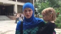 «Можно было только увидеться»: жена фигуранта «дела Хизб ут-Тахрир» о суде над ним (видео)