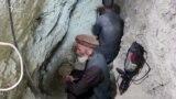 Истихроҷи тило дар Бадахшони Афғонистон заҳмати зиёд дорад