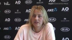 Марта Костюк прокоментувала сенсаційний вихід до основної сітки Australian Open (відео)