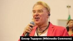 Васил Найденов през 2014 г.