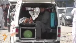 Civilians, Servicemen Among Casualties In Peshawar Mosque Attack