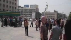 مظاهرة في بغداد