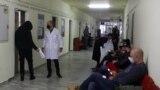 Așteptând pentru vaccin, Sofia, 22 februarie 2021