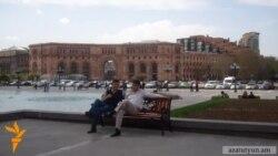 2012-ի ամառը մաքուր եւ բարեկարգված Երեւանում