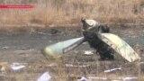После крушения самолета под Алматы