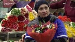 Цвеќиња за еднаквост, Меѓународен ден на жената