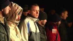 Украинские военные и ополченцы обменялись пленными под Луганском