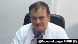 Medicul Ovidiu Alexandru Băjenaru