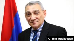 Юрий Бабаханян.