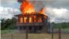 მიუხედავად იმისა, რომ ბრალდებულების სახლს პოლიცია 2 დღის განმავლობაში იცავდა, შენობაში შეღწევა და ცეცხლის გაჩენა მათ მაინც შეძლეს.