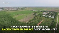 'This Is Huge': Unearthing Roman Ruins In Serbia