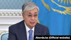 On October 21, Kazakh President Qasym-Zhomart Toqaev signed a decree setting the date for the upcoming elections in January. (file photo)