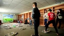 Rehabilitacija 'mladunčadi Kalifata Islamske države'
