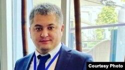 """Dantes Construction Investment Group"" раҳбари Дантес Устажалилов."