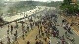Napeto u Venecueli, sukobi sa policijom