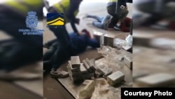 Hapšenja članova balkanskog narkokartela