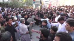 Pakistani Shi'a Observe Ashura