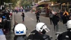 Policija zaustavila desničare nadomak mesta 'Mirëdita' festivala