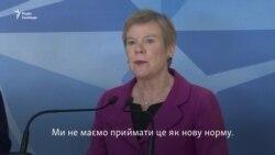 НАТО: важкі бої на Донбасі не мають стати «новою нормою» (відео)