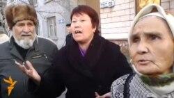 """Требования """"Комитета бездомных и безземельных"""""""