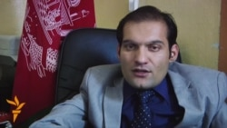 Disabled By Polio, Afghan Official Hopes For Better Opportunities For All