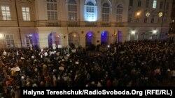 Акція «Свободу Стерненку» у Львові
